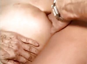 Straight,hairy,grannies,big Tits,brunette,german