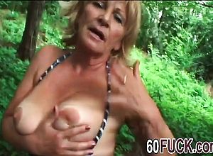Big Boobs,doggystyle,granny,outdoor
