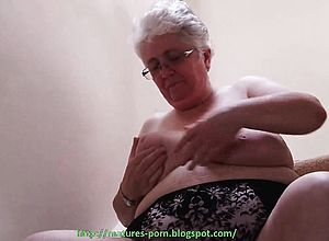 Amateur,big Boobs,granny,solo