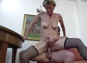 Facial,grannies,italian,threesomes