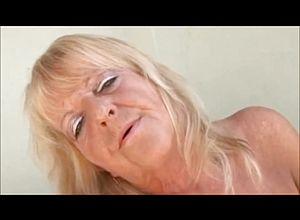Grannies,cumshots,mature,blowjob,blonde
