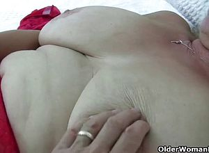 British,granny,matures,milf