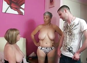 Blowjob,cumshot,granny,group Sex,mature
