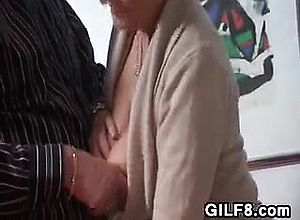 Blonde,blowjob,doggystyle,european,granny